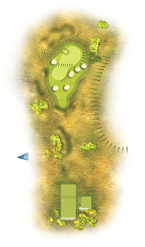 Hole Two